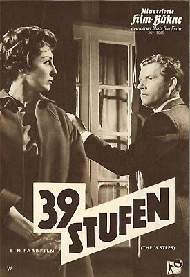 IFB 5065 | 39 STUFEN | Kenneth More, Taina Elg | Top