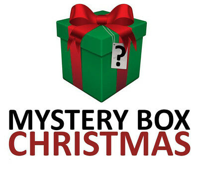 $24.99 Mysteries Box 🎁 Awesome New Christmas Greetings 🎁 All New & Unused