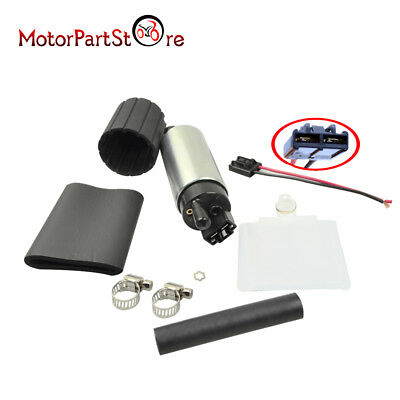 For Walbro GSS342 255 LPH In Tank High Pressure Fuel Pump Universal Kit