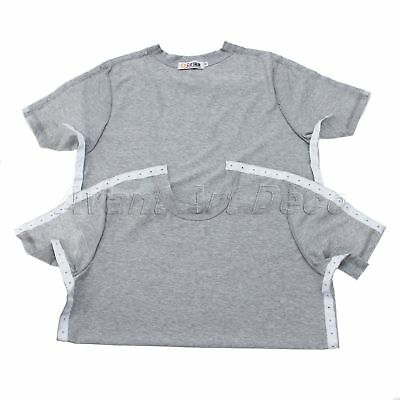 Patient Care T-shirts Unisex Buckle on Both Side For Rehabilitation Of Fractures