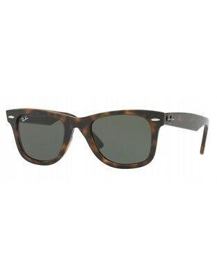 RAY-BAN SUNGLASSES WAYFARER 2140 902 51 Havana Brown Gradient Medium ... 7e1ec17240f3