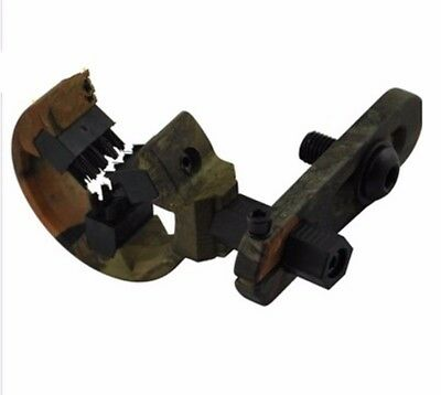 Archery Bow Camo Brush Capture Arrow Rest Left Right Hand Hunting Archery Target