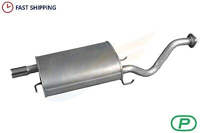 Middle Silencer HONDA ACCORD VI 1.6 1.8 2.0 2.3 1998-2002 Exhaust Box TTR