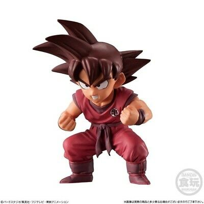 Dragon Ball Z Goku Kaioken Candy Toy Adverge Vol. 8 Bandai New