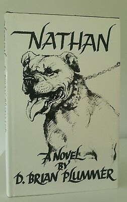 Nathan A Novel David Brian Plummer Victorian story of a pit fighting dog terrier