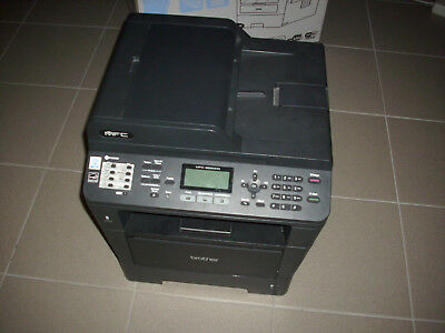 Brother MFC-8520DN MFP 4-in-1