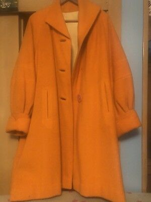 Antique Womens Swing Coat Tailor Made 1940's