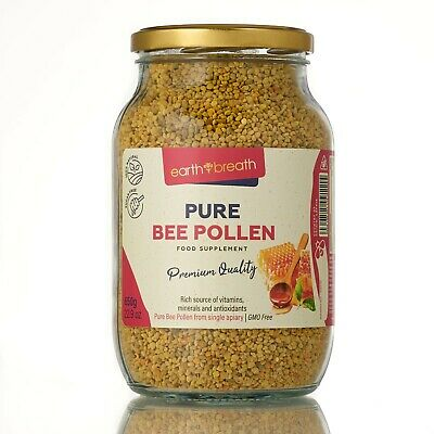 500g Bee Pollen GRANULES Pure Raw Natural 2018 | Rich in minerals