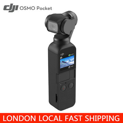 DJI OSMO POCKET Mini Handheld Action Cam 3 Axis Gimbal Stabilizer 4K Video 12MP