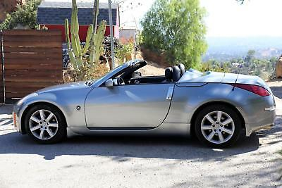 2004 Nissan 350Z Touring California Dreaming 2004 Nissan 350z Convertible Excellent California Car Clean