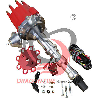 Premium Pro Billet Ready-to-Run Distributor For 1968-1974 Cadillac 368 472 500