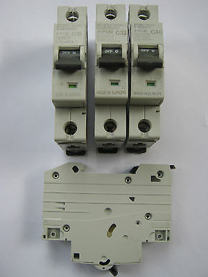 Dorman Smith C32 32 Amp 10Ka  X1Pc32 Single Pole Mcb Circuit Breaker