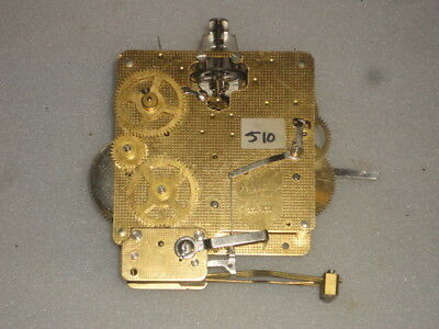LOT #23 Vintage Franz Hermle WESTMINSTER  340-020 Clock Movement -PARTS/REPAIR