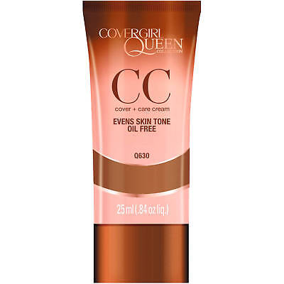 Covergirl Queen Collection Cover + Care Cream, Q610 Golden Honey
