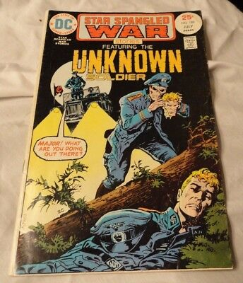 Star Spangled War Stories #189 (July 1975)