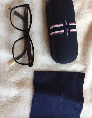 Tommy Hilfiger Glasses +0.25 and Case