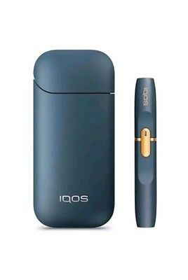 IQOS 2.4 Plus Starter Kit in Nachtblau - NEU - from Marlboro