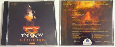The Crow La Cité des Anges cd-rom cd-audio / TIM POPE