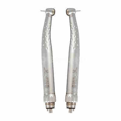 2PC Autoclave Dental High Speed Handpiece Standard 4 hole Quick Coupler fit KAVO