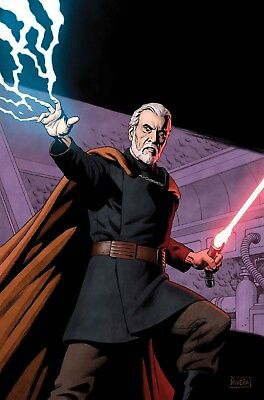 Star Wars Age of Republic: Count Dooku #1 Marvel PREORDER - SHIPS 13/02/19