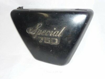 Yamaha Cover, side 2 fits XS750 1979 - No stripes