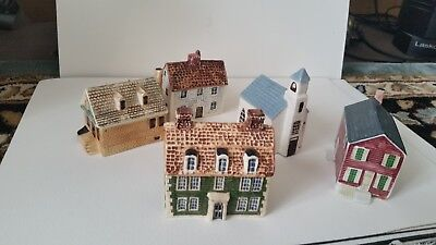 5 John Putnam Heritage House houses cottages Hand Made in England