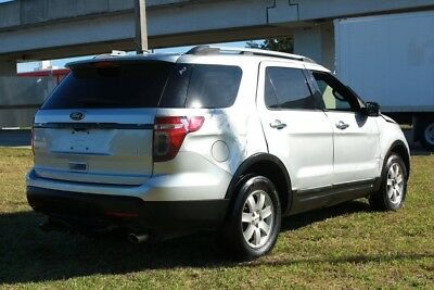 2011 Ford Explorer XLT AWD 4dr SUV 2011 XLT AWD 4dr SUV Repairable damage, fix, rebuildable cars, fixer, car!