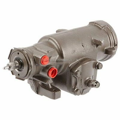 Complete Power Steering Gearbox Assembly For Chevy Blazer Tahoe Gmc