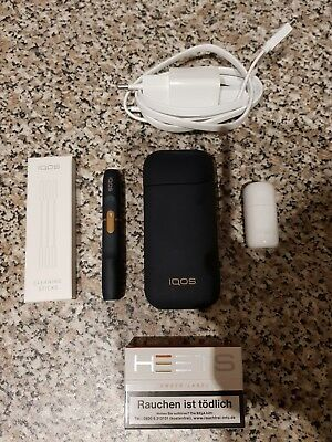 Iqos 2.4 Plus Starter Kit Nachtblau *TOP*
