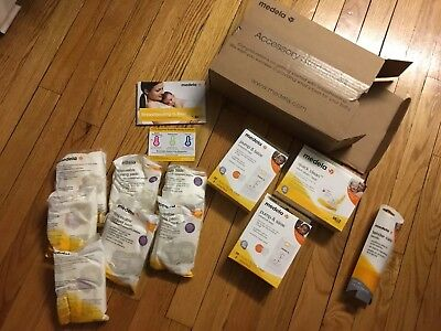 Medela Accessory Starter Kit NEW Plus Recieve A Free Gift !