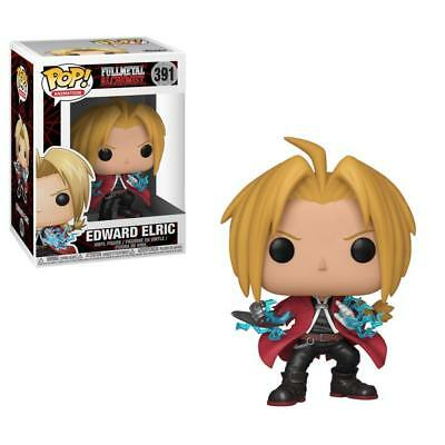 Funko Pop Animation: Full Metal Alchemist Ed 391 30697 In stock