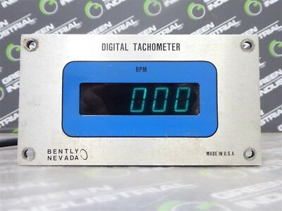 USED Bently Nevada 37506-A-01 Digital Tachometer Module
