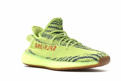 79c17c50a96 B37572 ADIDAS KANYE West Yeezy Boost 350 V2 Semi-Frozen Yellow Size ...