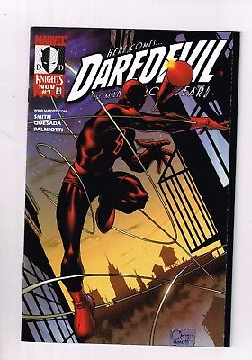 Daredevil #1 (1998, Marvel Knights) NM- Dynamic Forces DF Variant Smith Quesada