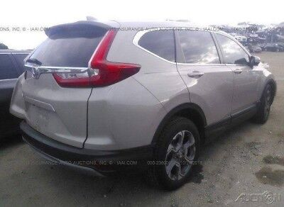 2017 Honda CR-V EX 4dr SUV 2017 EX 4dr SUV Used Turbo 1.5L I4 16V Automatic FWD SUV Moonroof
