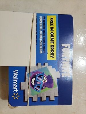 ONE New Fortnite Walmart Disco Ball Spray Emote Code Paint (Code emailed to you)
