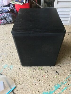 Miller Kreisel Mk Subwoofer V 75 II And Speakers Used