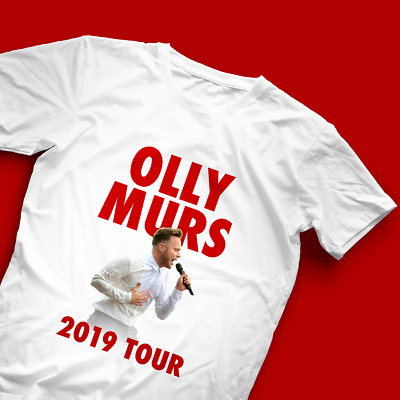 Olly Murs 2019 T-Shirt Unisex Girls Boys Adults You Know I Know New Album