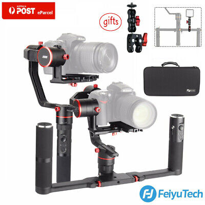 AU Feiyu Vimble 2 3-Axis Extendable Handheld Gimbal Stabilizer For Smartphone