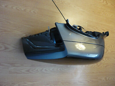 Honda GL1800 Right Side Saddle Bag 81231-MCA-S400 Dark Grey