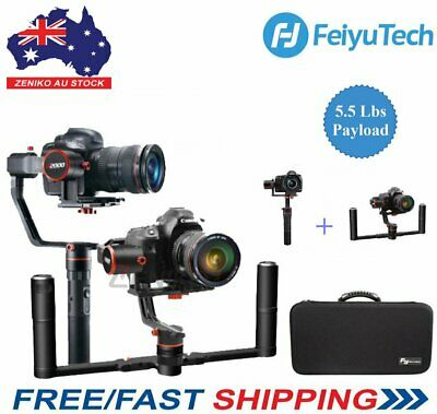 AU Hohem iSteady PRO Handheld 3Axis Gimbal Stabilizer For GoPro Hero 6/5/4/3