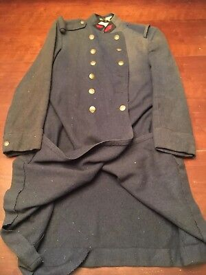 Wwi French Foreign Legion M1877 Overcoat Hollywood Wardrobe-House Size 42