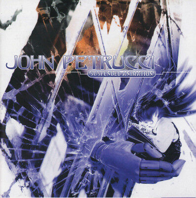 John Petrucci ‎– Suspended Animation  CD  Dream Theater NEW