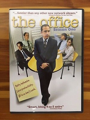 THE OFFICE Season 1 DVD (WATCHED ONCE)