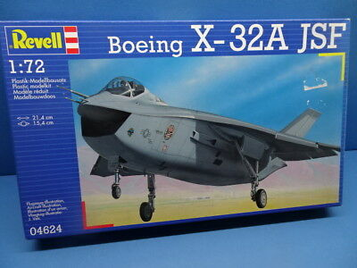 1/72 REVELL (2001) : Fighter  Boeing X-32 A  ISF