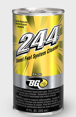 GENUINE BG244 BG 244 Diesel Fuel Injector & Engine Cleaner