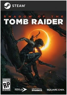 Shadow Of The Tomb Raider PC - Gioco Italiano Originale Steam- 2018