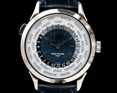 Patek Philippe 5230G NEW YORK World Time 2017 Limited Edition WITH BOX!