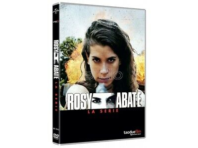 Rosy Abate - Stagione 1 (3D) Serie Tv Dvd