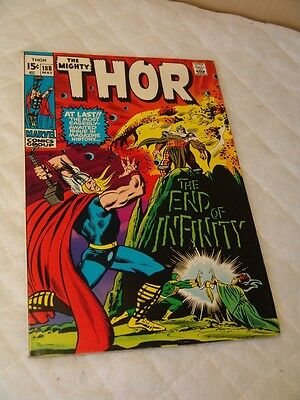 The Mighty Thor # 188